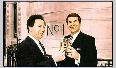 Gerald Gleek and Jeffrey Simmons